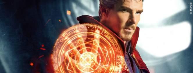 Benedict Cumberbatch als neuer Avenger Doctor Strange!