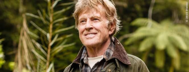 Mr. Meacham (Robert Redford) hat tolle Drachen-Geschichten auf Lager!