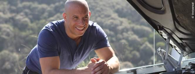 Vin Diesel und Co: Die echten Namen der Stars