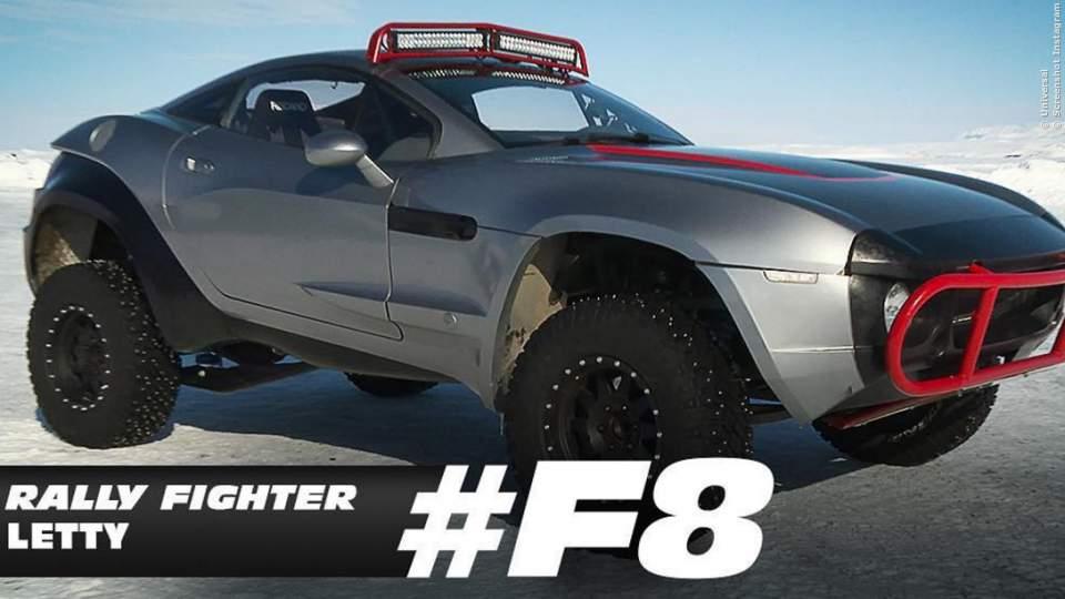 Fast And Furious 8: Die Autos - Bild 1 von 5