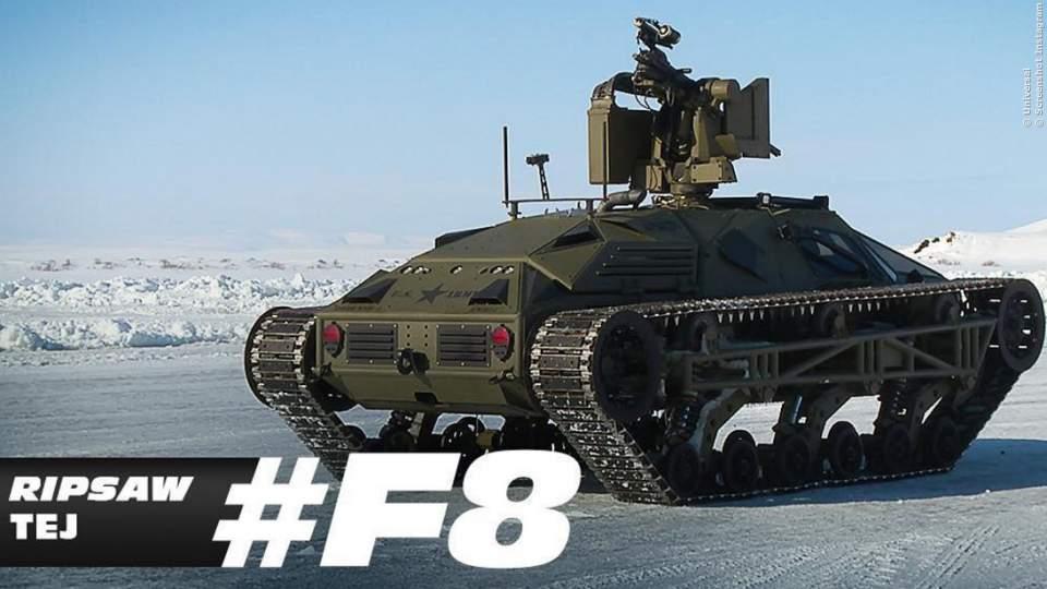 Fast And Furious 8: Die Autos - Bild 4 von 5