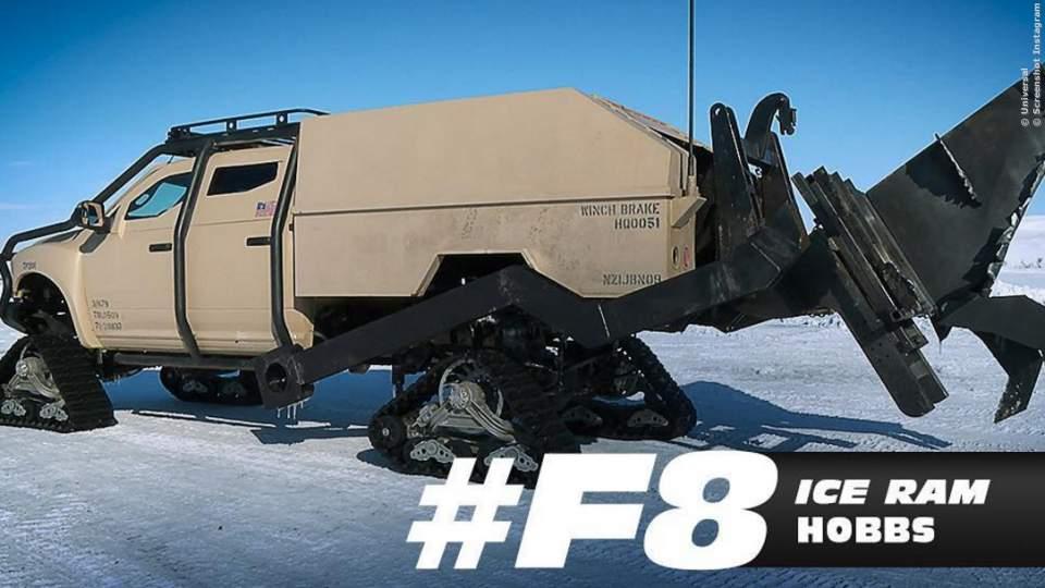 Fast And Furious 8: Die Autos - Bild 3 von 5