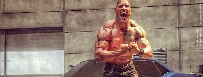Dwayne Johnson: Die nächsten Filme mit The Rock