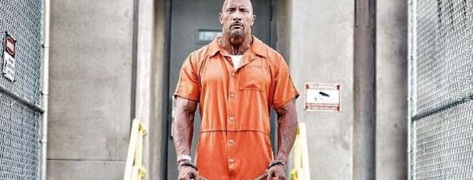 The Rock in Fast And Furious 8