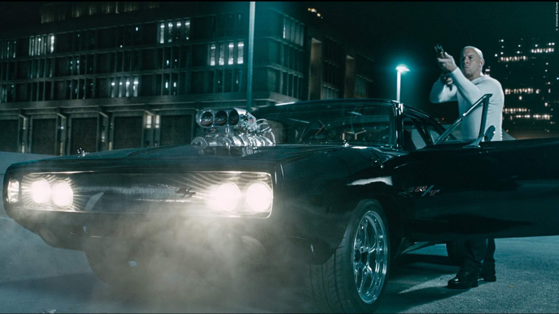 Vin Diesel in Fast and Furious - Bild 5 von 12