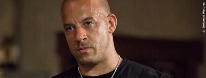 Vin Diesel: Trainieren wie Dom Toretto