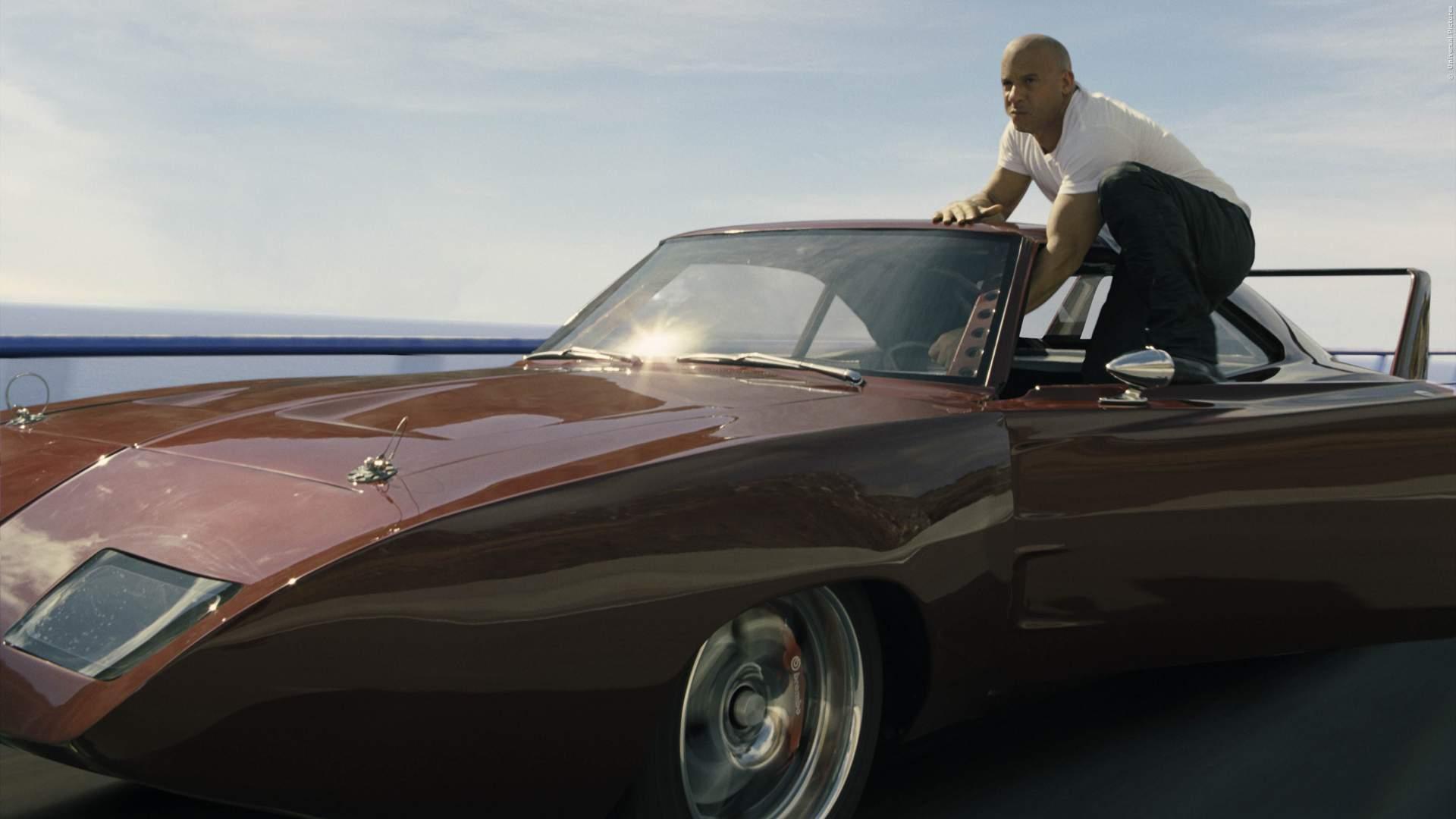 Vin Diesel in Fast and Furious - Bild 9 von 12
