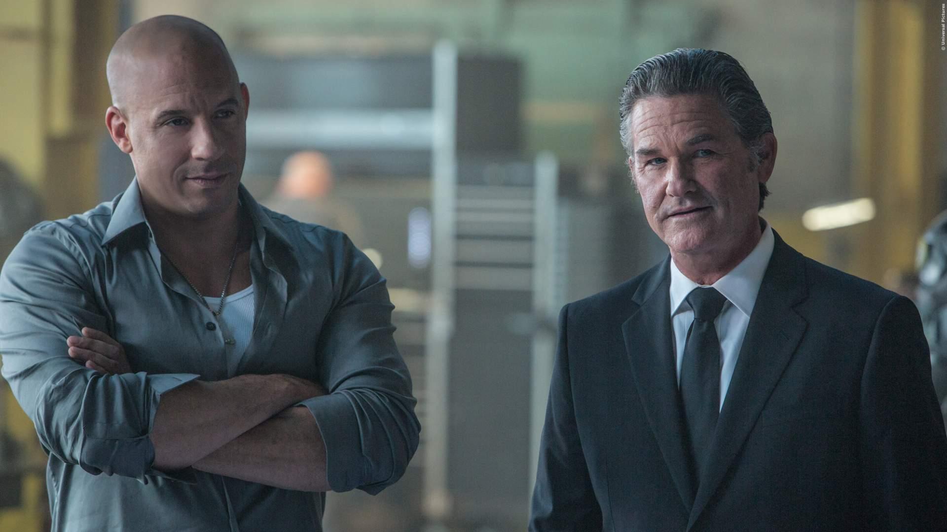 Vin Diesel in Fast and Furious - Bild 11 von 12