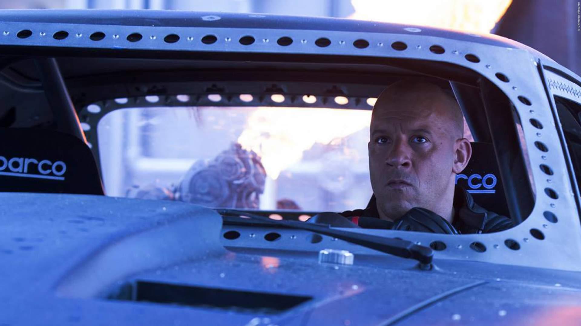 Vin Diesel in Fast and Furious - Bild 12 von 12