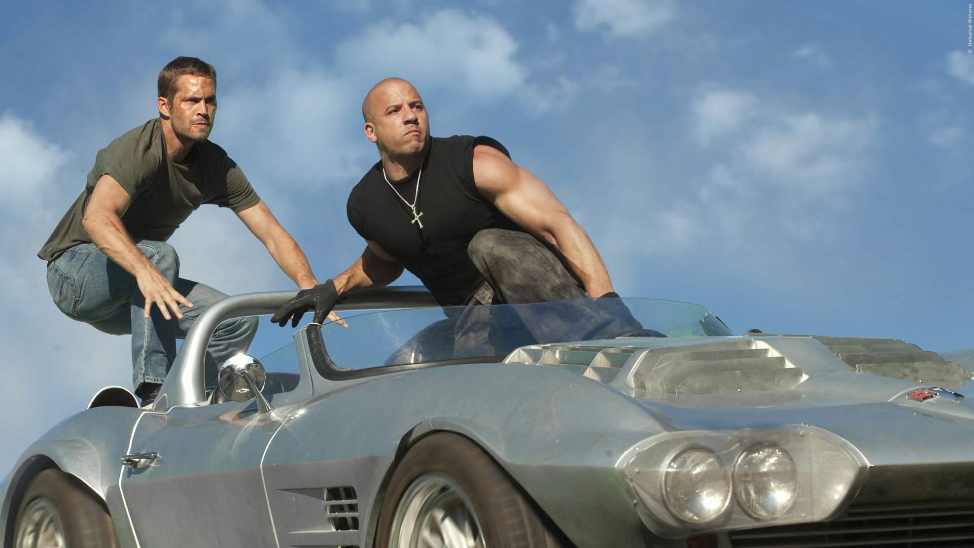 Vin Diesel in Fast and Furious - Bild 7 von 12