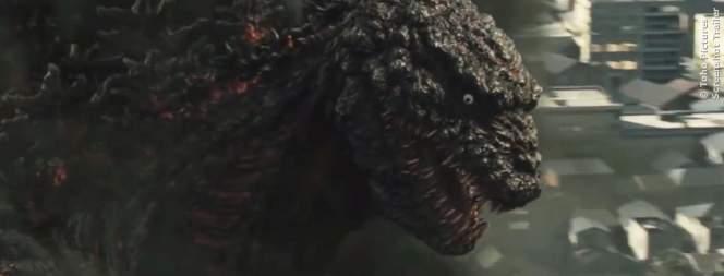 Szene aus Godzilla Resurgence