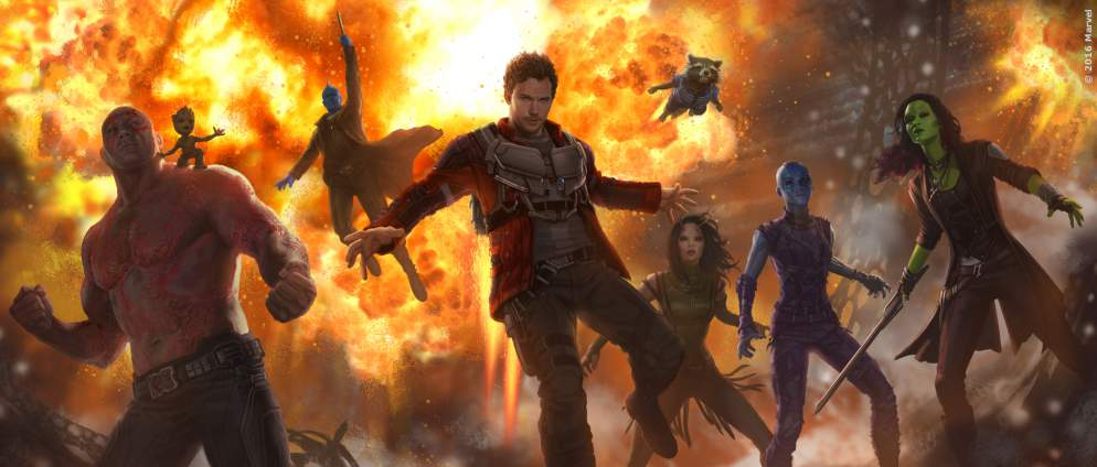 Guardians Of The Galaxy 2 - Clips