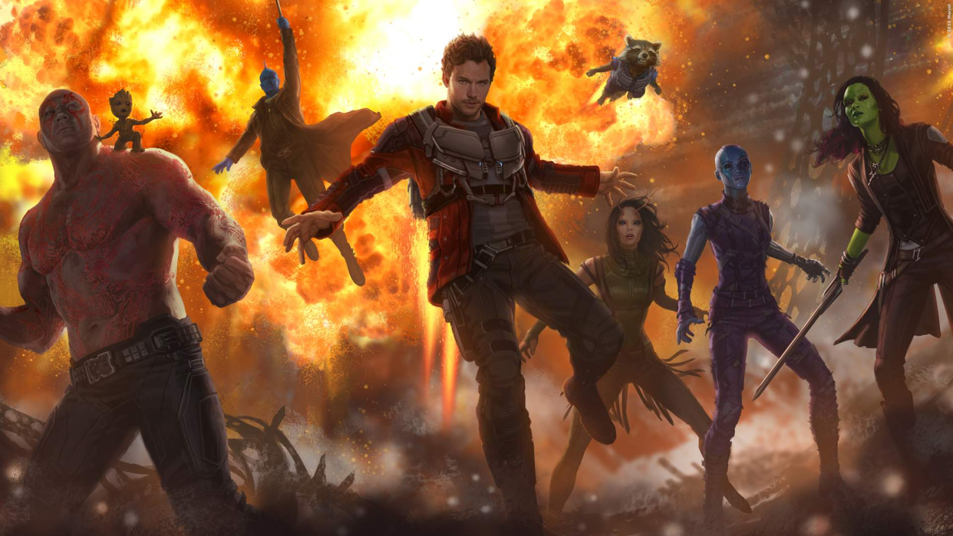 Guardians Of The Galaxy 2 - Bild 1 von 2