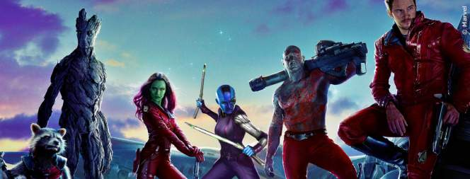 Guardians Of The Galaxy 2: Das neue Weltraummonster