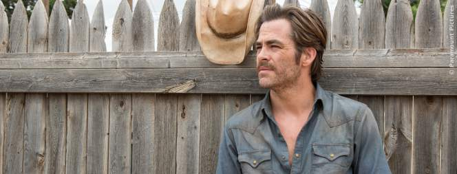 Chris Pine im Crime-Drama Hell Or High Water