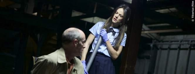 Jennifer Hills (Sarah Butler) rächt sich an Vergewaltigern.