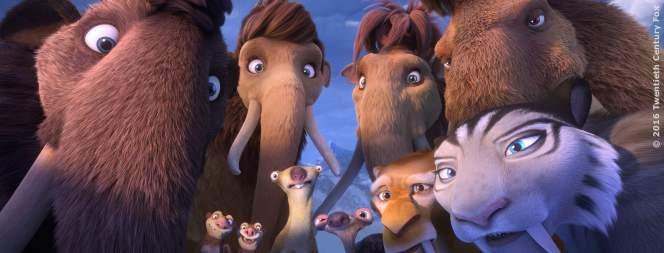 Ice Age 5 Trailer - Kollision Voraus - Bild 1 von 4