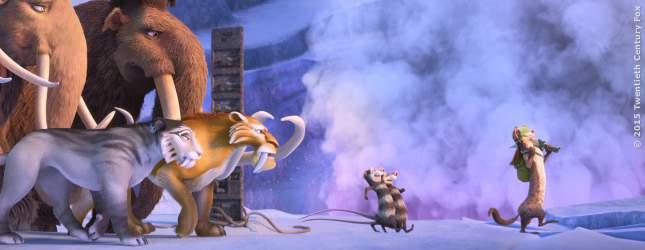 Ice Age 5 - Kollision Voraus - Bild 2 von 4