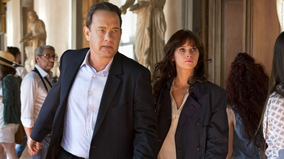 Die dritte Dan Brown-Romanverfilmung Inferno bringt Tom Hanks zurück auf die Leinwand in seiner spannenden Rolle als Robert Langdon. Kinostart: 13. Oktober 2016