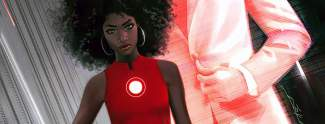 Aus Iron Man wird Ironheart