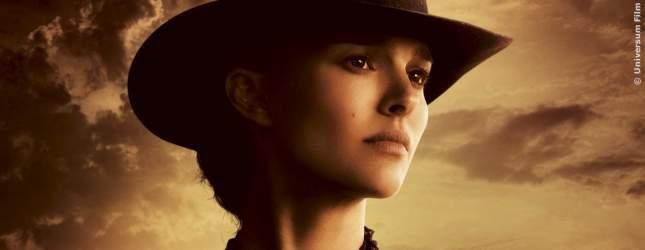 Jane Hammond ist eine starke Frau, die auch im Wilden Westen bestehen kann.