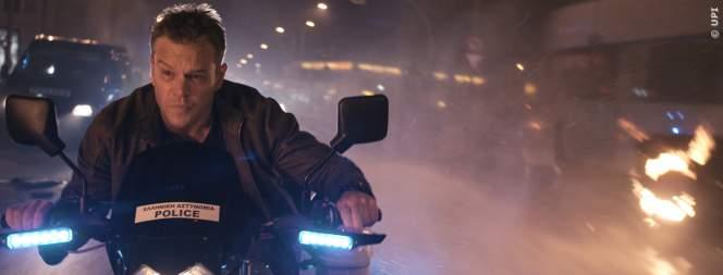 Von allen verfolgt und doch immer schneller: Jason Bourne