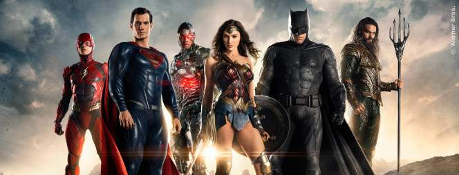 Kino 2017 - Ausblick Superheldenfilme