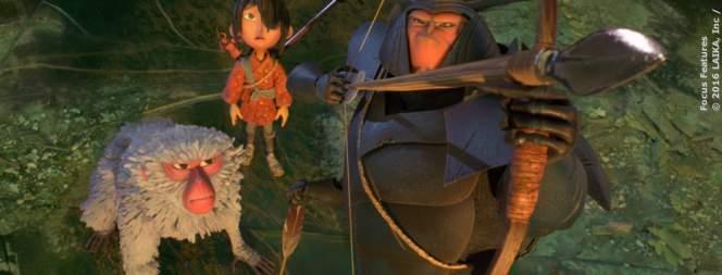 Kubo - Der Tapfere Samurai - Bild 2 von 7