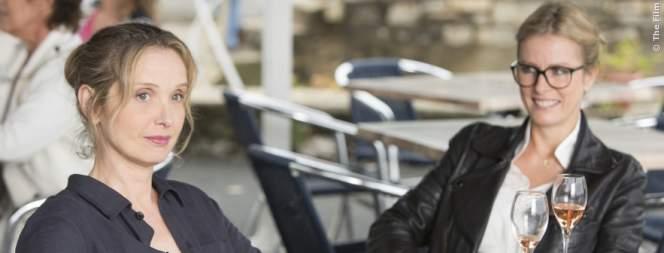 Violette und ihre Freundin Ariane machen gemeinsam Urlaub in Südfrankreich.