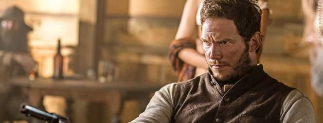 Chris Pratt als Josh Faraday in Die Glorreichen Sieben
