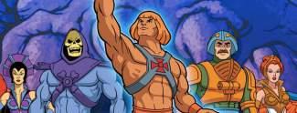 Skeletor und He-Man kommen wieder zurück
