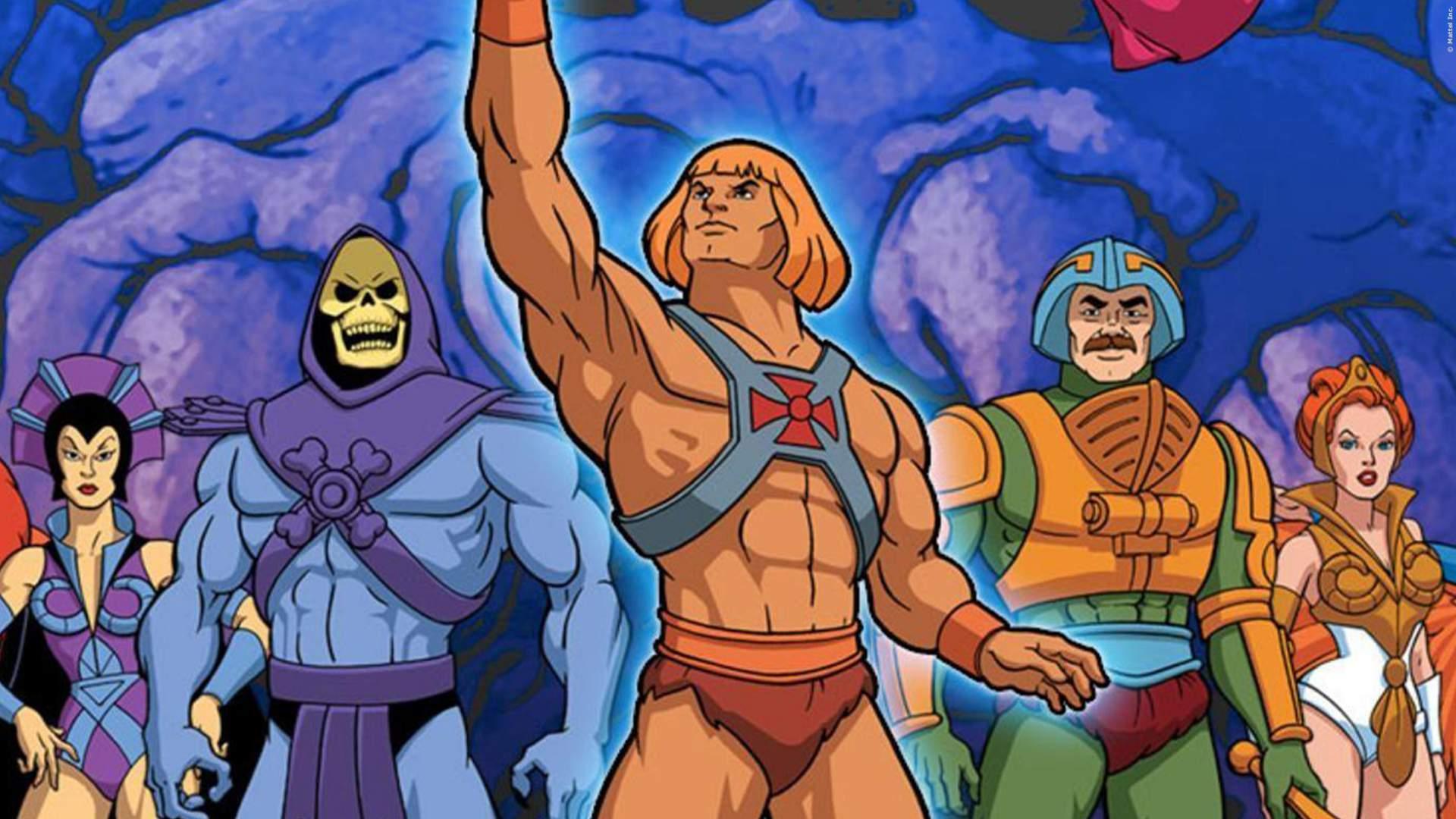 """ZUSÄTZLICH: Neben """"Masters Of The Universe"""" auch eigene """"He-Man""""-Serie geplant"""