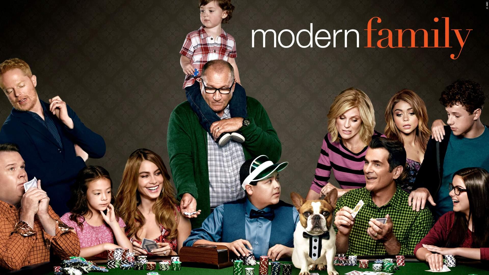 """FINALE: Start-Termin für die 11. Staffel von """"Modern Family"""""""