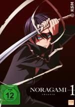 Noragami Aragoto Vol. 1 auf Blu-ray und DVD