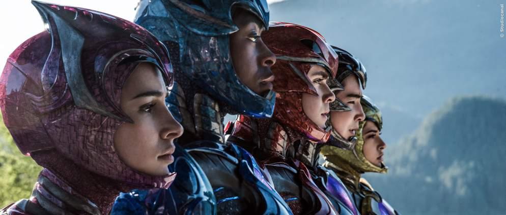 Power Rangers 2017: Neuer Story Trailer zum Film