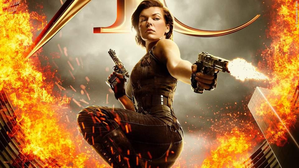 Resident Evil 6 - The Final Chapter - Bild 2 von 2