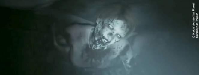 Horror-Szene aus Resident Evil Vendetta