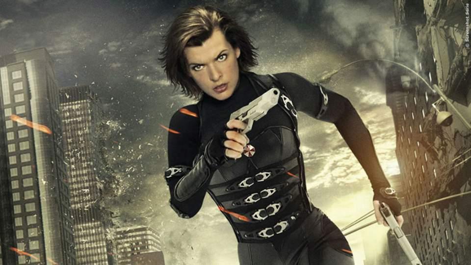 Resident Evil 6 - The Final Chapter - Bild 1 von 2