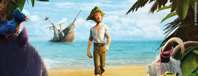 Robinson Crusoe - Bild 1 von 4