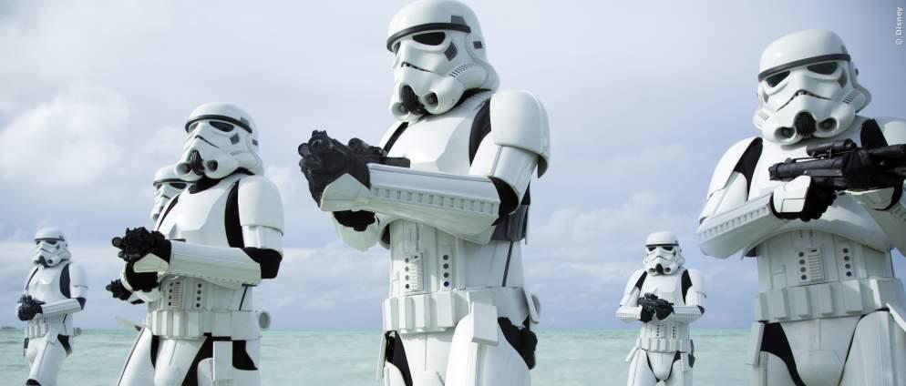 """Im neuen """"Star Wars""""-Hotel von Disney schlafen nur Superreiche"""