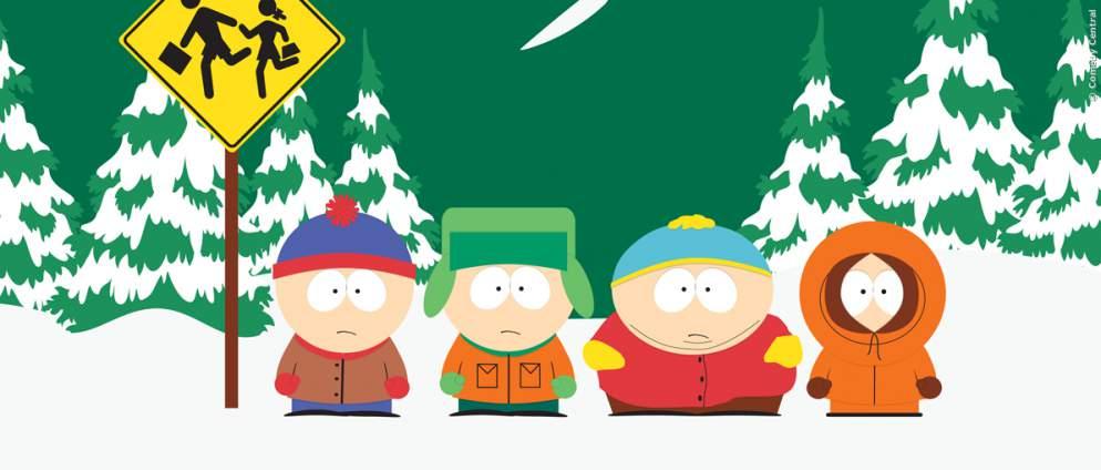 """South Park"" bis 2027 verlängert - 14 Filme geplant"
