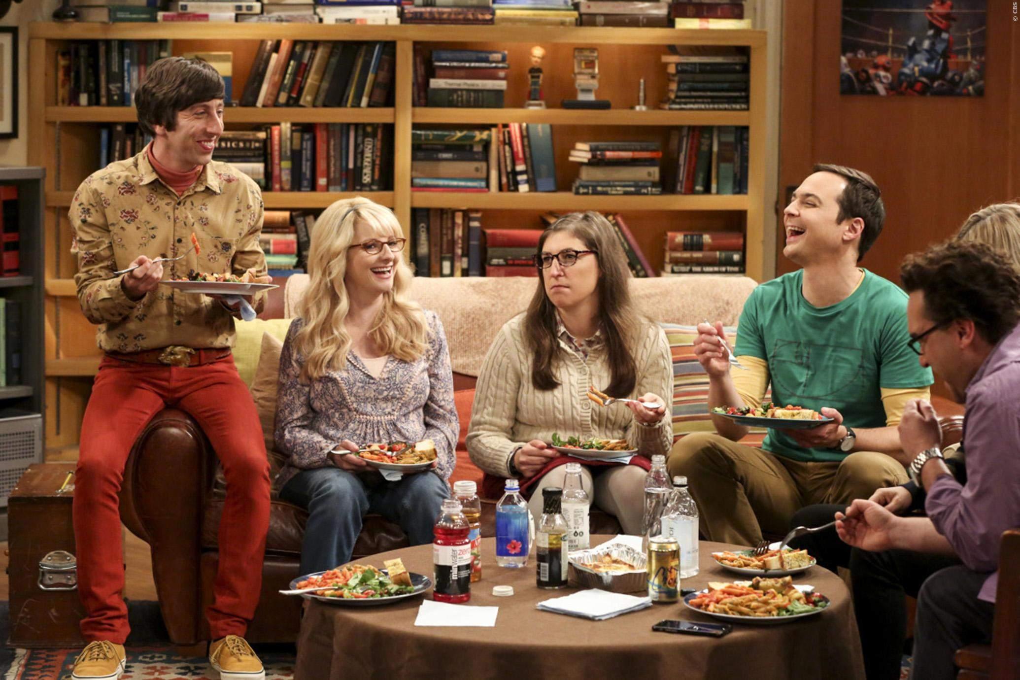 """QUIZ: Wie gut kennst du """"The Big Bang Theory""""? Teste dein Wissen über die Nerds"""