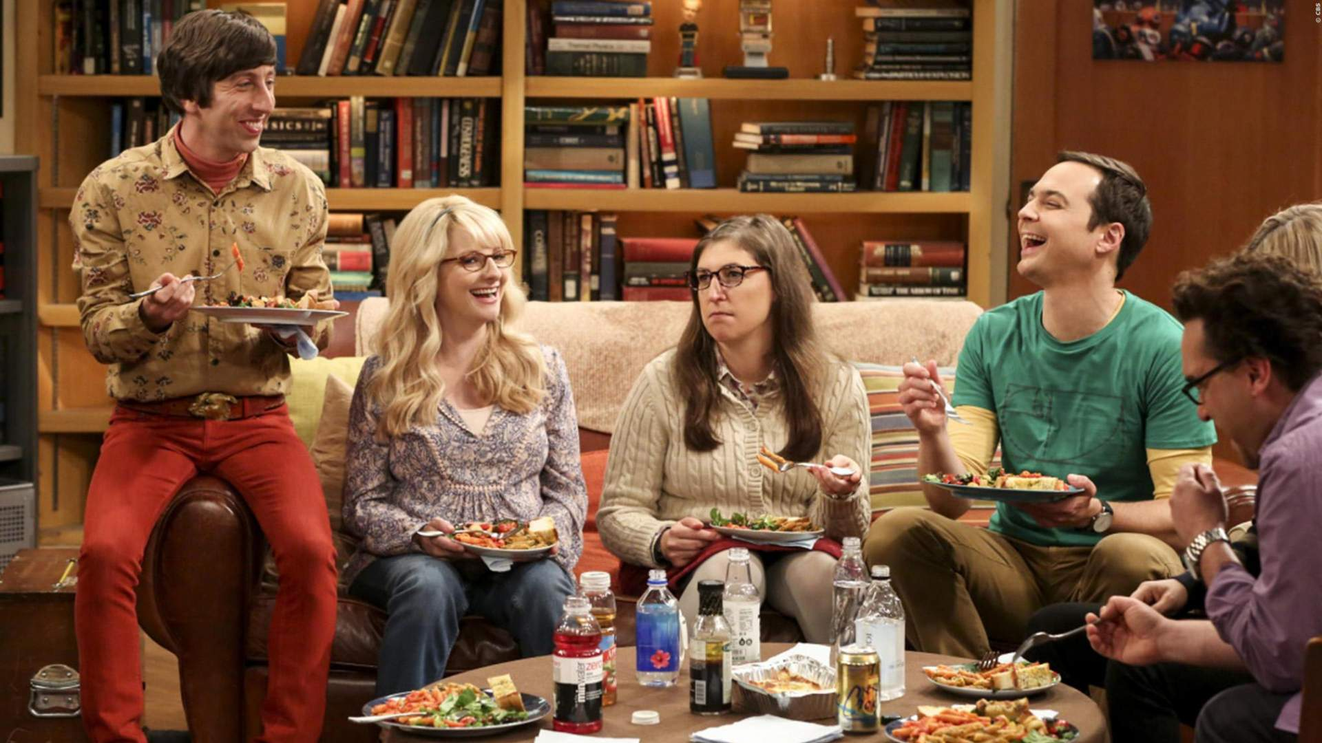 The Big Bang Theory Staffel 12