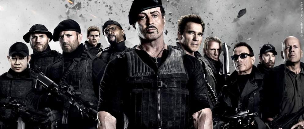 """The Expendables 4"": Stallone kündigt Fortsetzung an"