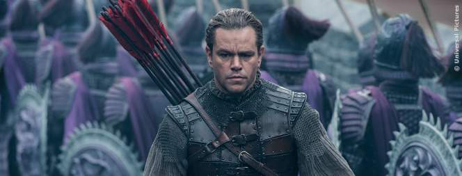 The Great Wall Trailer - Bild 1 von 7