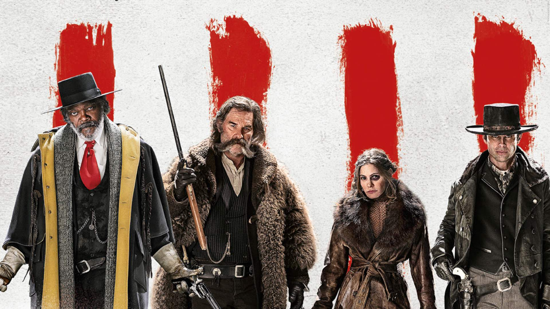The Hateful Eight Fsk