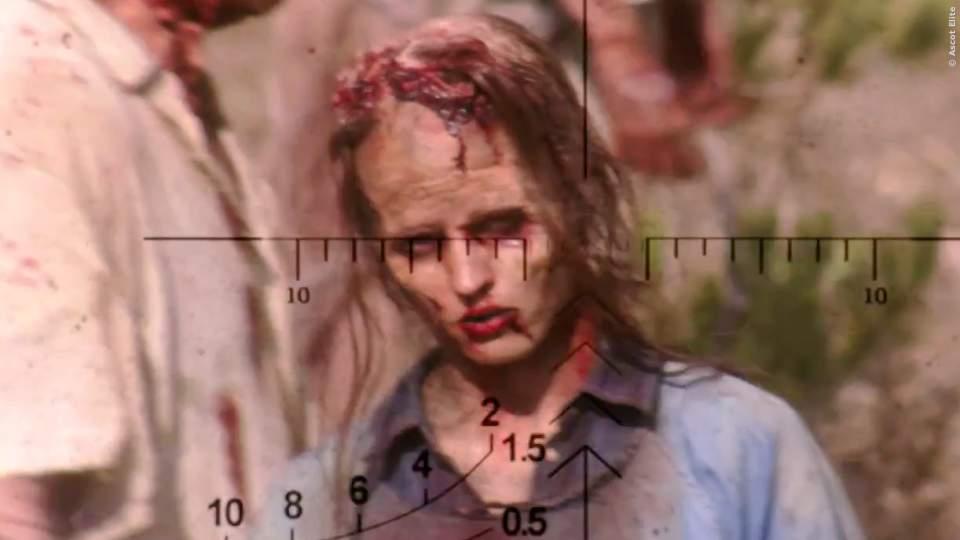 Szene aus dem Horrorstreifen The Rezort - Willkommen Auf Dead Island