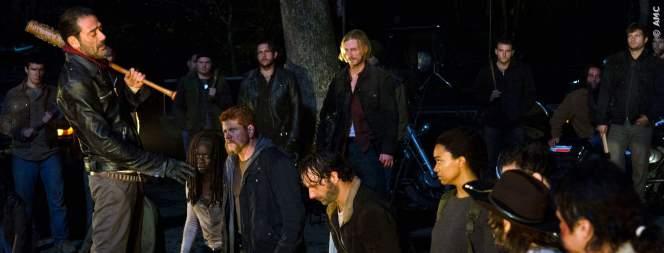 Der The Walking Dead Cliffhanger wird aufgelöst