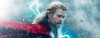 Thor 4 Bild: Chris Hemsworth sieht aus wie 80er-Punk