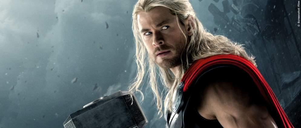 """Thor 4"": So hart trainiert Chris Hemsworth im Video"
